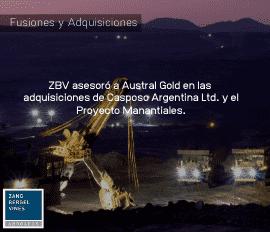 Copia de ZBV asesora a Austral Gold en las adquisiciones de Casposo Argentina Ltd. y el Proyecto Manantiales.