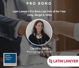 Caro Zang Latin Lawyer pro bono firm of the year